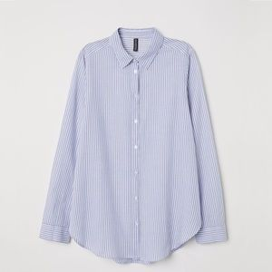 ✳️3 for 25 H&M cotton shirt size US 2